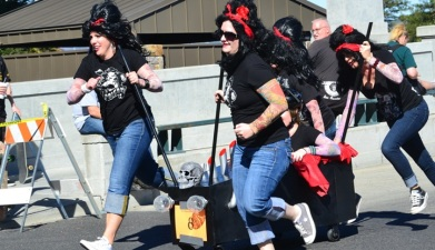The Napa Valley Coffin Races