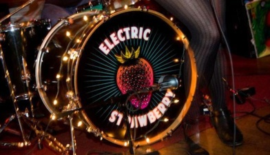 Electric Strawberry Secures Residency, Throws Release Party