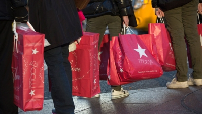Macy's Open 48 Hours Straight This Weekend