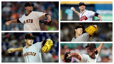 Giants Fill Out Rotation With Ryan Vogelsong Signing