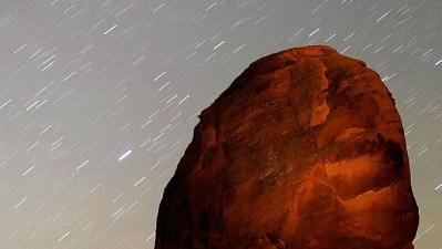 Desert Sky Show: Geminids and Ursids