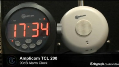 World's Loudest Alarm Clock Wakes You Up by Making You Deaf