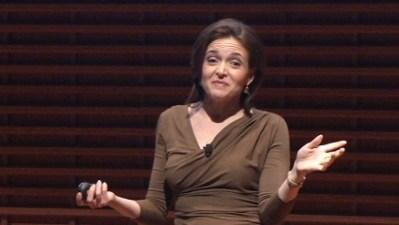Facebook's Sheryl Sandberg is Latest Billionaire
