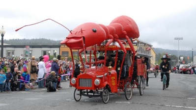 Kinetic Quirky: Grand Showdown in Humboldt
