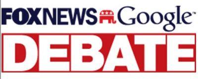 Google and Fox News Host GOP Debate