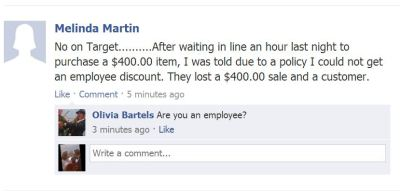 Black Friday Shoppers Vent on Facebook