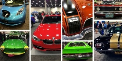 Hot 2014: San Diego International Auto Show