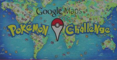 Google Seeks Pokemon Master