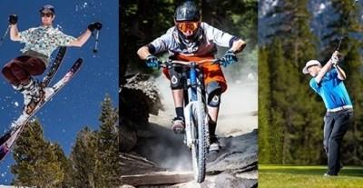 Mammoth Deal: Ski, Bike, and Golf in One Day