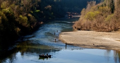 Kayak Pleasures: The Rivers of Sonoma County
