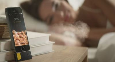 iPhone Wakes You Up With Bacon