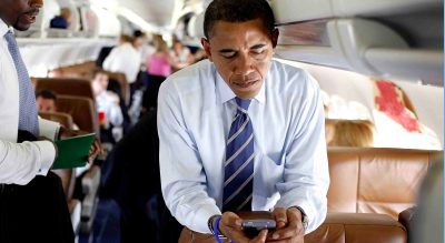 White House May Be Ditching BlackBerry for Android