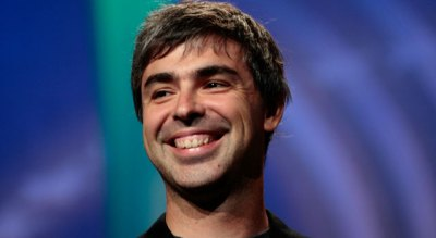 Larry Page and Mark Zuckerberg Make Time 100