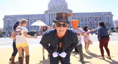 Sam Johnson Pens Love Letter to San Francisco