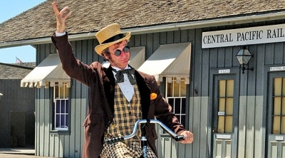 Time Travelers Wanted: Old Sactown Historic High Jinks