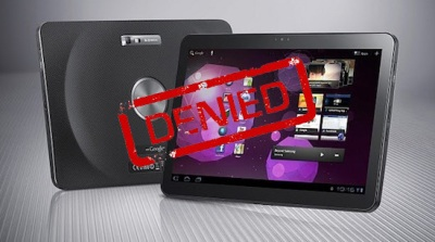 Apple Receives Win: Galaxy Tab 10.1 Permanently Banned in Germany