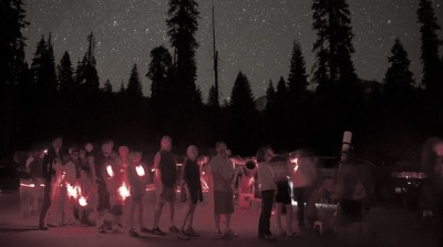 See Sequoias by Starlight at the Dark Sky Fest