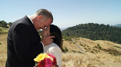 Tie the Knot in a California State Park