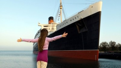 The Queen Mary Turns 75
