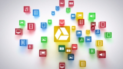 Google Drive Syncs All of Your Data to the Cloud