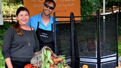 Santa Cruz Sweet: Gourmet Grazing on the Green