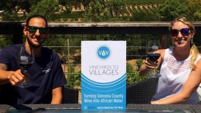 Vineyards 2 Villages Wine & Food Safari Weekend