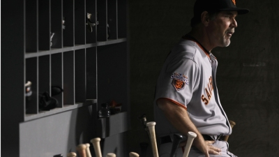 Giants Still Winless After 4-3 Loss to Dodgers