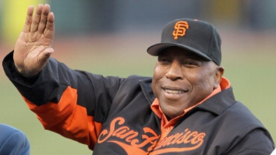 President Obama Pardons SF Giants Legend Willie McCovey