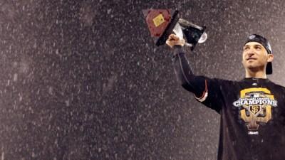 Marco Scutaro Named 2012 NLCS MVP