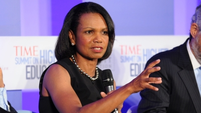 Backlash Against Condoleezza Rice on Dropbox Board Begins