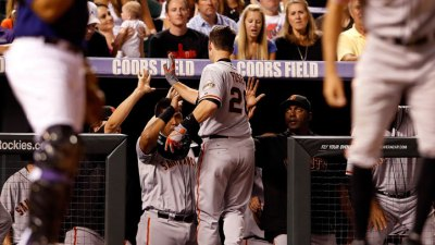Posey Clear Favorite for MVP