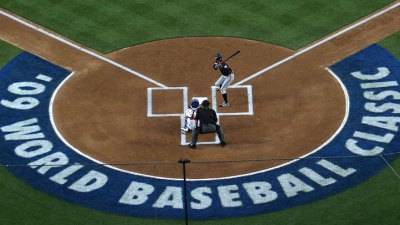 AT&T Park Lands 2013 World Baseball Classic