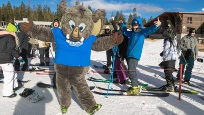 It's Opening Day at Mammoth Mountain, Snow Yeah