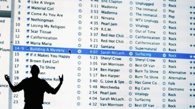 GE-Owned Company Sues Apple Over iTunes