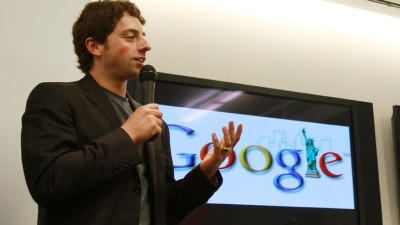 Google's Brin, Real Estate Mogul