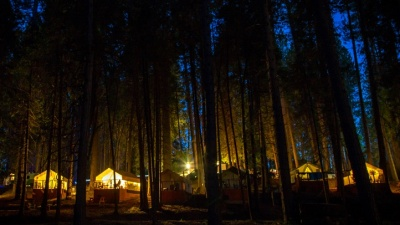 It's an Early Start for the Inn Town Campground