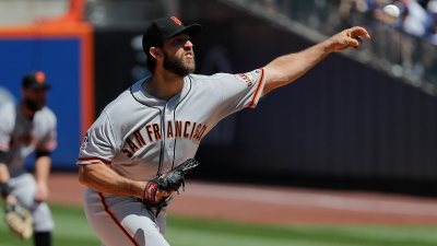 Bumgarner Does It All for Giants to Down DeGrom and Mets