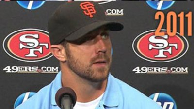 Alex Smith Nearly Fined $15K for Giants Hat