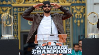 Giants Make Good Gamble on Pagan