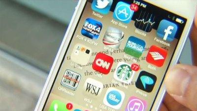 Apple Battles Over Smartphone Patent