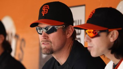 Aubrey Huff: 'I Freaked Out'