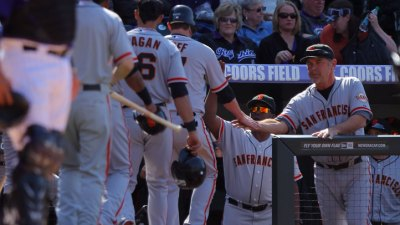 Aubrey Huff Away 'On a Personal Matter'