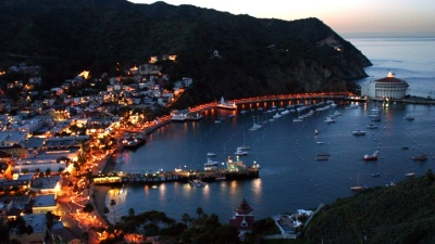 Catalina Island: Throwback New Year's Eve