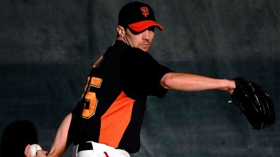 Barry Zito '95 Percent' to Pitch Sunday