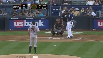 Barry Zito Presents: Worst Pitch Ever