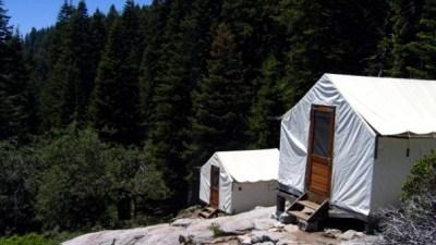High Sierra Getaway