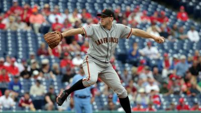 Giants Swept by Phillies in Four-Game Series