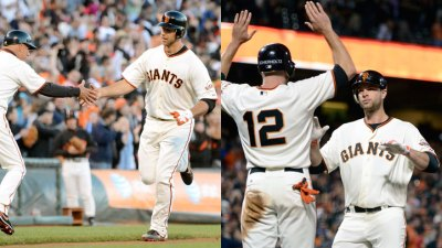 Belt 'Inspired' by Bumgarner's Home Run