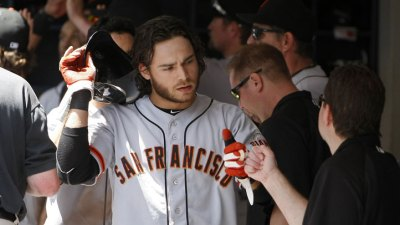 Brandon Crawford Sticking at Short