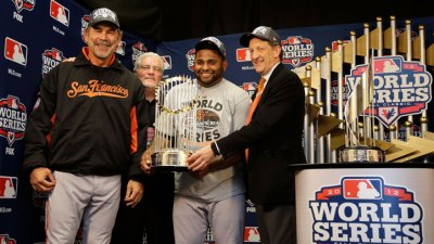 Giants Extend Bruce Bochy, Brian Sabean to 2016